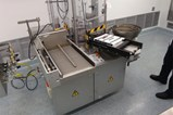 Used Bausch And Strobel Vial And Ampoule Filling Machine