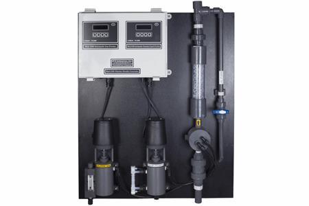 Model 4180 All Vacuum Chemical Feeder Datasheet