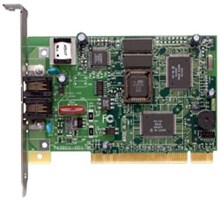 Zoom PCI Modem Earns Microsoft and WHQL Certification
