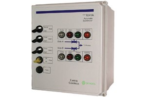 Capital Controls® Series 1041A Automatic Switchover