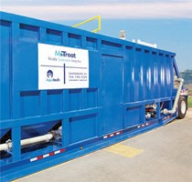 MoTreat: Mobile Water Pre-Treatment System