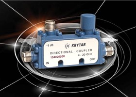 4-20 GHz Directional Coupler: 104020030