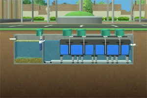 MyFAST® Wastewater Treatment System