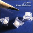 2-Shot Micromolding