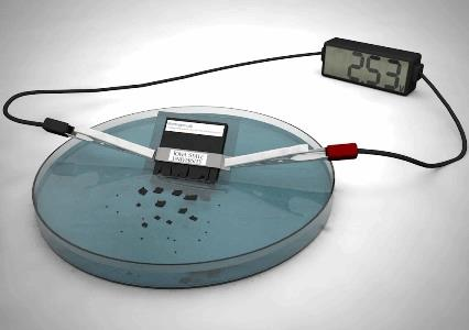 Now, a battery that can dissolve in 30 minutes