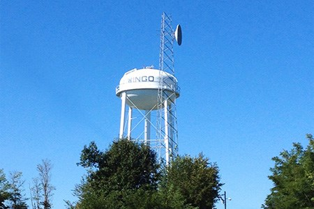 Wingo Water & Sewer Upgrades To ORION® Fixed Network (SE) System From Badger Meter