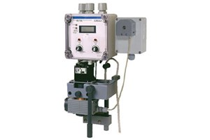 Capital Controls® Series 1870E Chlorine Residual Analyzer