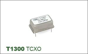 Oscillator 10 - 50 MHz: TCXO T1300