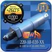 Digital Pressure & Temperature Transducer Series