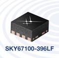 1.7-2.0 GHz High Linearity, Active Bias Low-Noise Amplifier: SKY67100-396LF