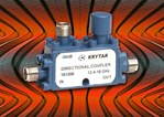 Compact 12.4 to 18.0 GHz Directional Coupler: Model 181206