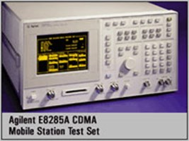 Agilent Technologies E8285A CDMA/PCS Mobile Station