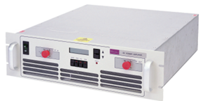 Solid State Broadband High Power RF Amplifier: Model 5163