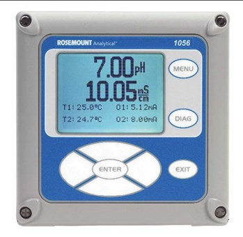 Instrumentation: Model 1056 Dual-Input Intelligent Analyzer