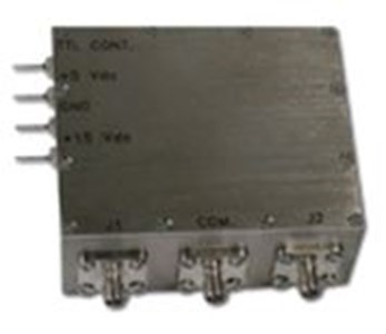 1P2T Solid State RF Switch: 50S-1832