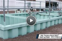 Variable Wastewater Flows No Match For Fixed-Film Treatment System