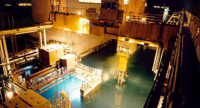 EXO Monitors Nuclear Waste, Legacy Ponds