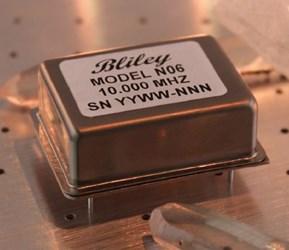 DOCXO Double Oven Crystal Controlled Oscillator: NO6 Series
