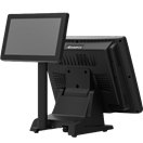 "15"" Intel Bay Trail J1900 Based Ubiquitous POS Terminal"