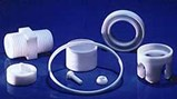 Machinable Porous PTFE