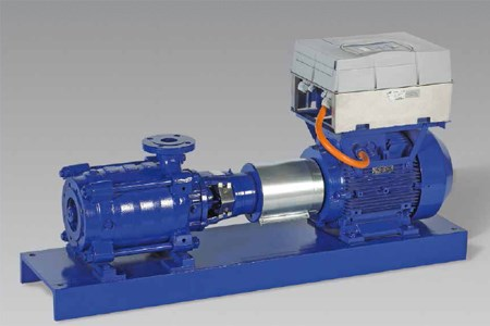 Multitec High-Pressure Pump