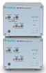 Signal Quality Analyzers: MP1800 Series