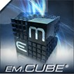 <I>EM</i>CUBE Modular 3-D Simulation And Design Environment