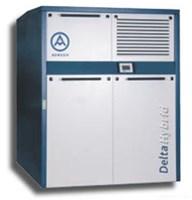 Delta Hybrid Rotary Lobe Compressor