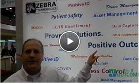 Zebra Leaves Healthcare Footprint