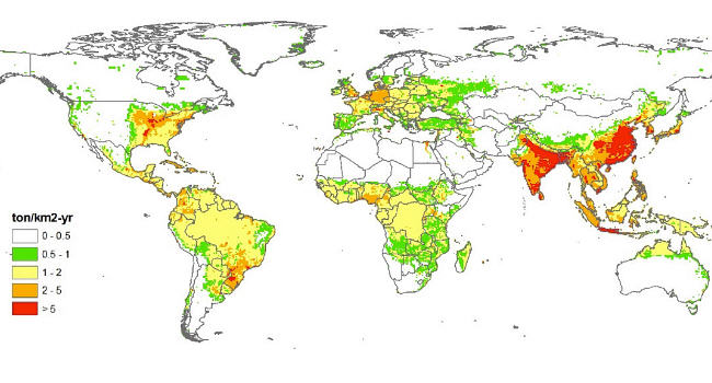The Murky Future Of Global Water Quality