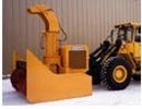 3500-DRA Loader Mounted Snow Blower