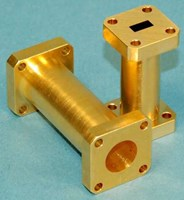 Millimeter Wave Polarizers and Waveguide Adapters: POL/WAC Series