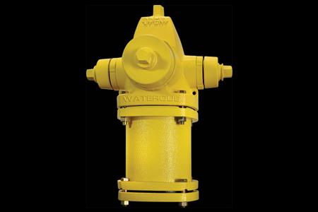 Waterous fire hydrants