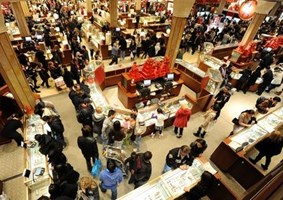 Retailers Face Slower Black Friday Sales As More Shoppers Make Online Purchases
