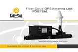 Fiber Optic GPS Antenna Link