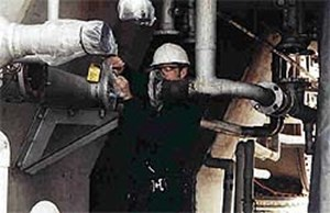 Cleaning Services for Lubricating Oil Systems
