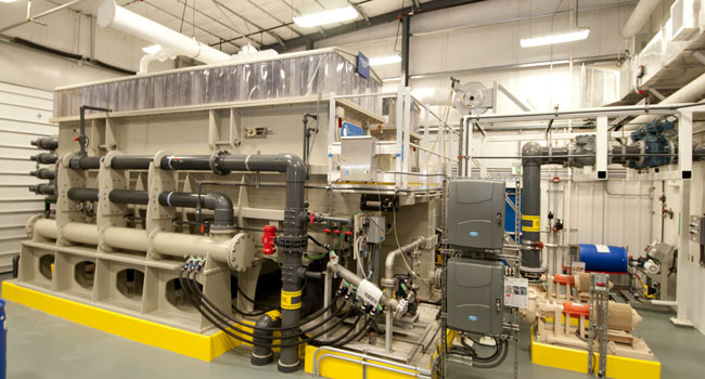 Total Systems Approach To Wastewater Treatment