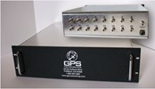 Rack Mount GPS Splitter 1X16
