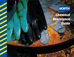 Chemical Resistance Guide For North Safety's Chemical Handling Gloves