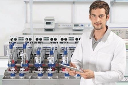 DoE Bioprocess Development