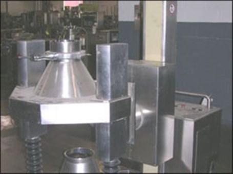 Used MO Industires Drum Lift, Model ELD100R