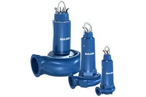 Submersible Sewage Pump Type ABS XFP 100J-600X
