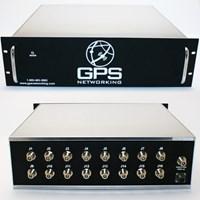Rack Mount GPS Splitter 1X16