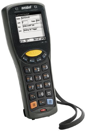 Motorola Mc1000 Wireless Barcode Scanner