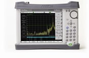 Site Master E-Series Compact, Handheld Cable and Antenna Analyzers