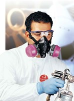 7700 Series Silicone Half Mask Air-Purifying Respirator