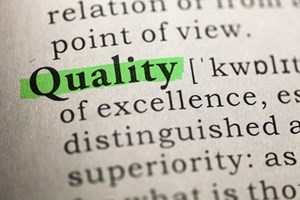 The Healthcare Industy's Greatest Responsibility Is Quality