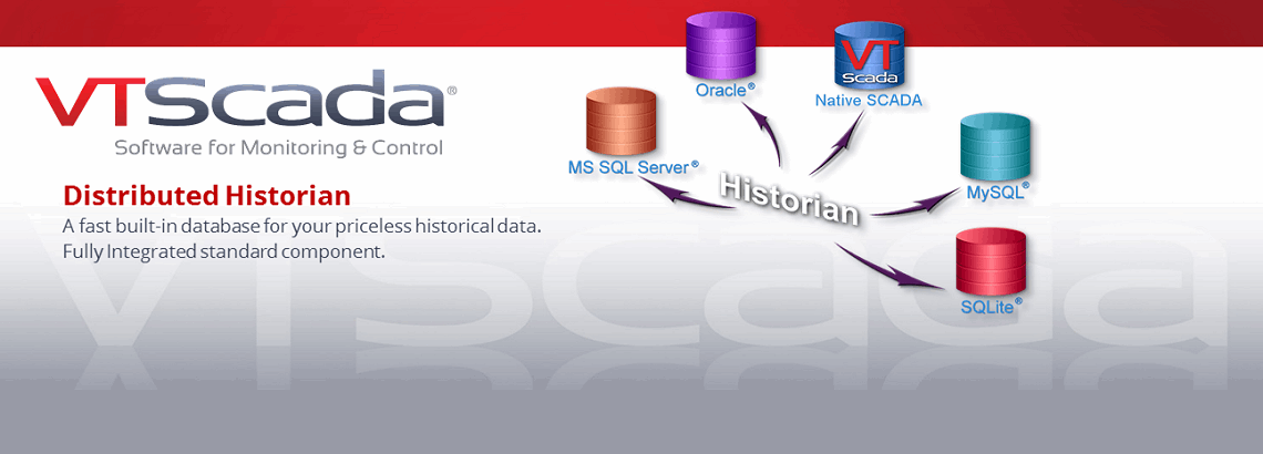 VTScada Historical Data Management