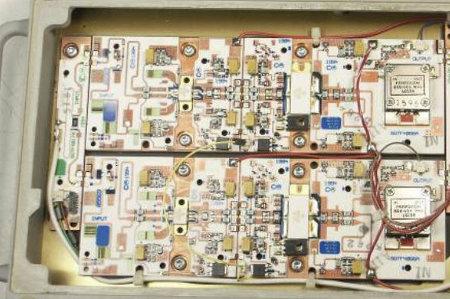 Microwave Amplifier Board
