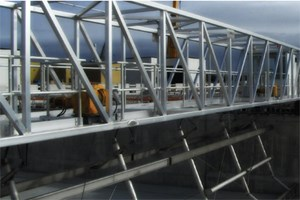 Traveling Bridge Clarifiers